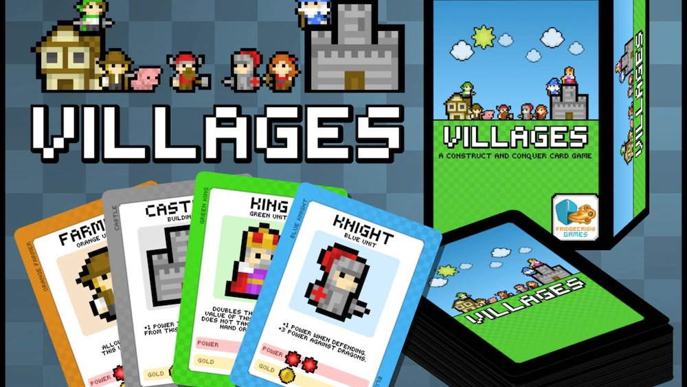 Villages kickstarter