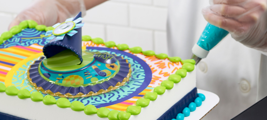 DecoPac Cake Decorations and GoProof