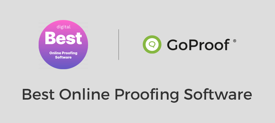 Digital.com named GoProof as best proofing software company 2021