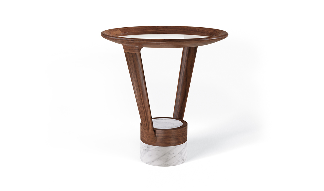 Wing Side Table