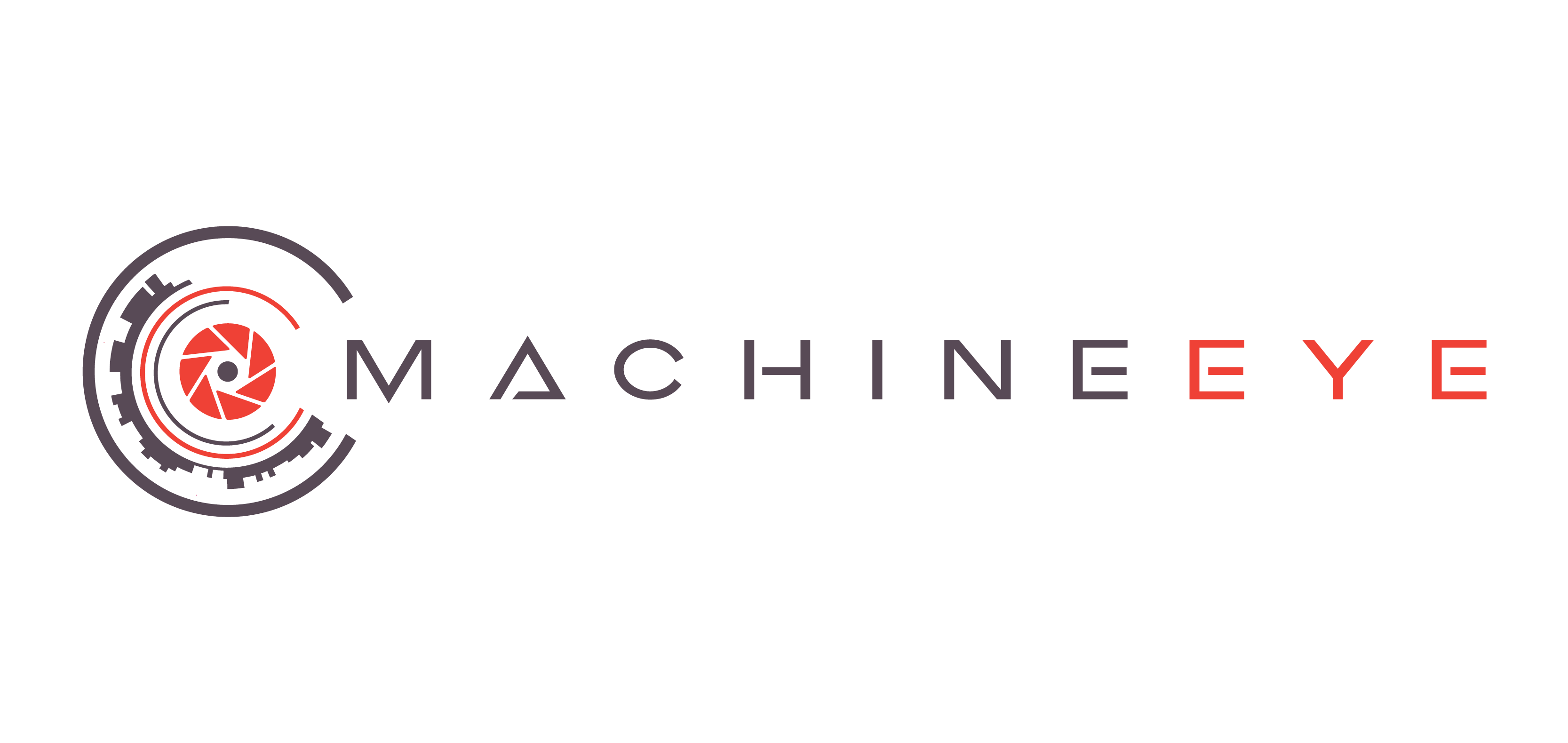 Machine Eye Logo