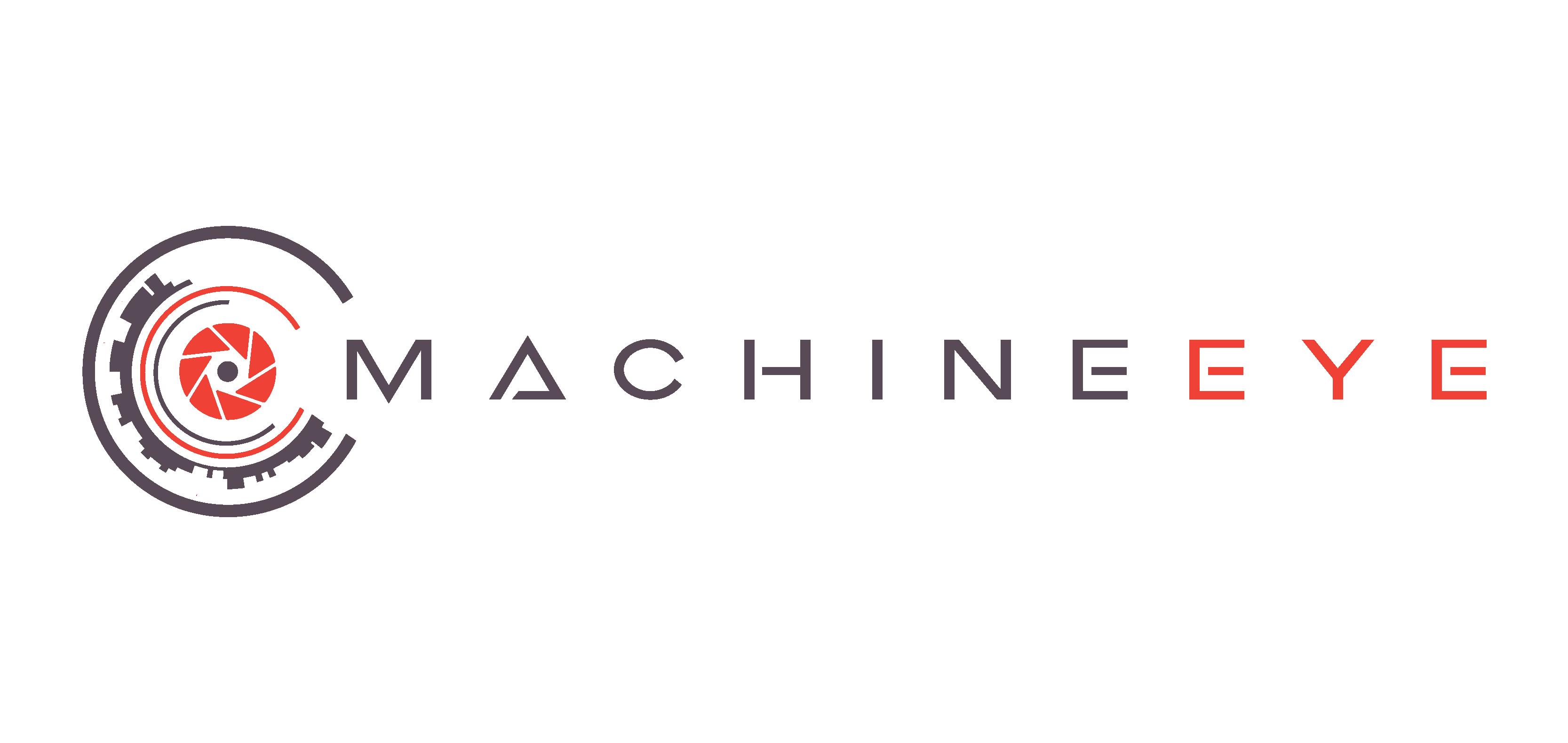 Machine Eye Logo
