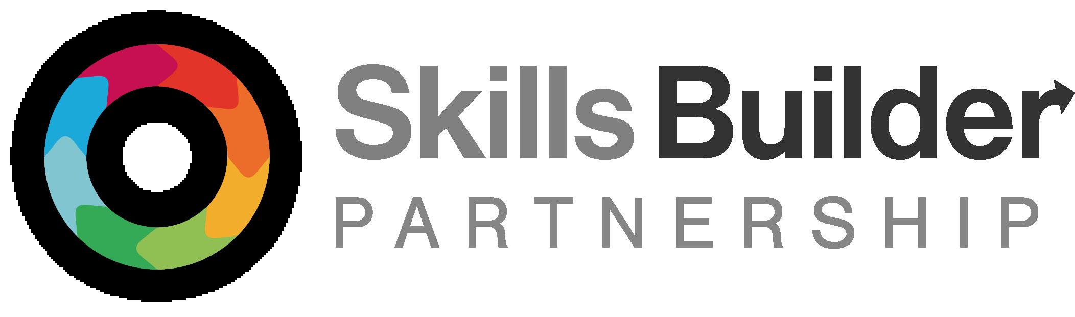 Skills Builder Partnership Logo