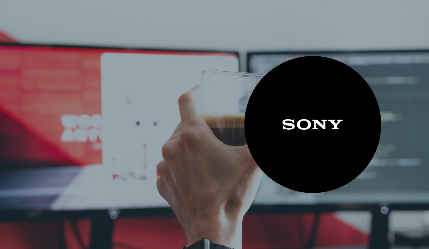 Petit Dej avec Sony