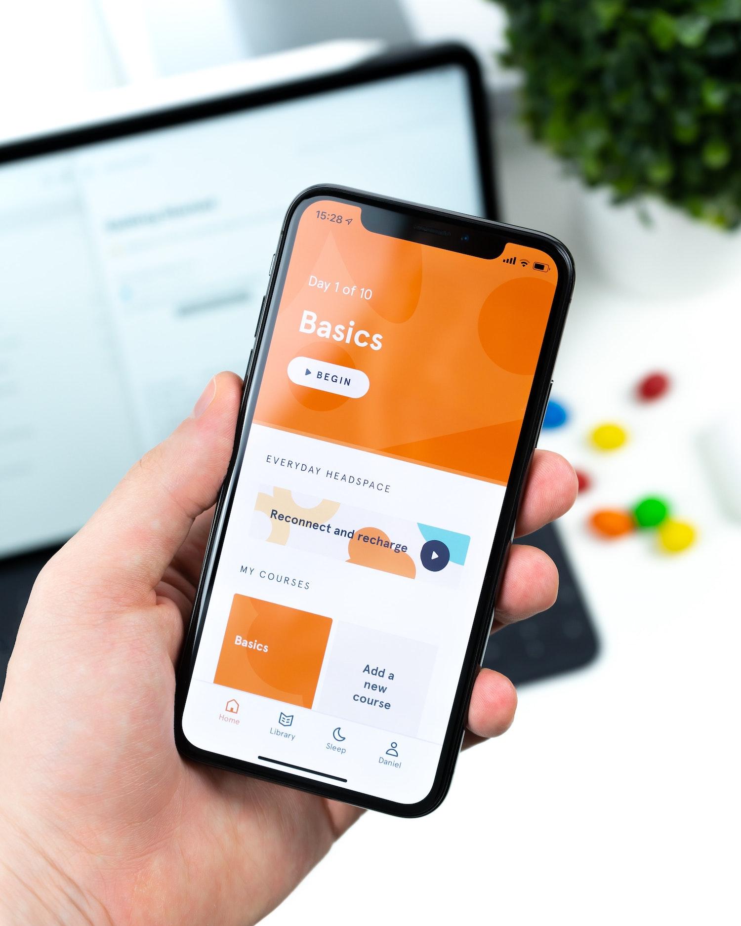 UX/UI Design einer App als MVP
