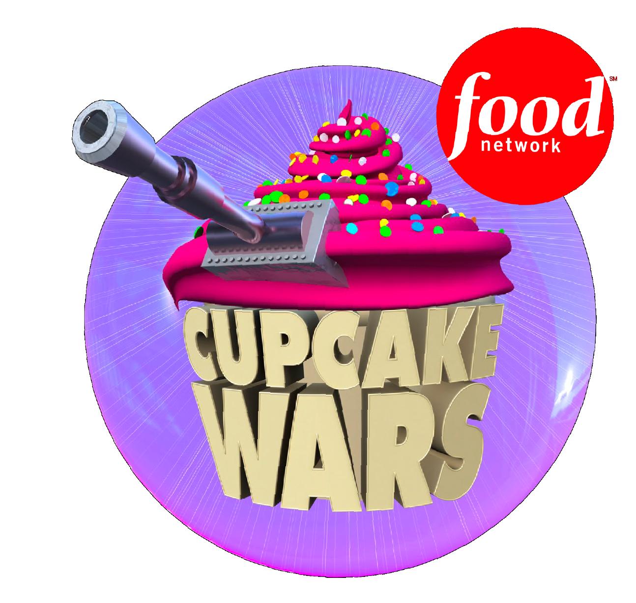 Cupcake wars logo