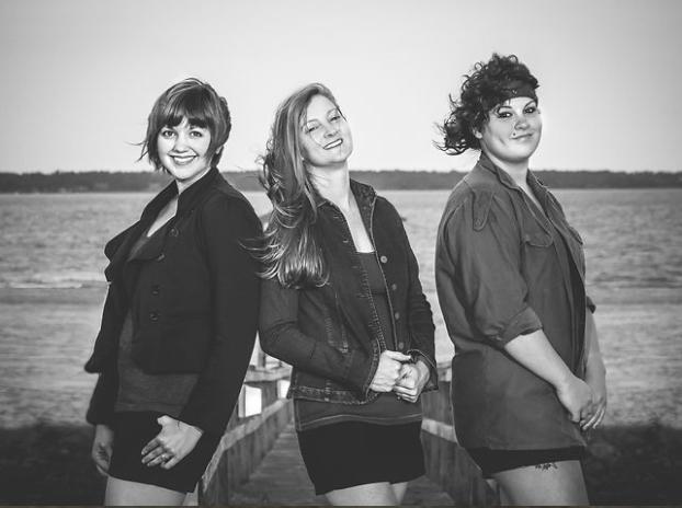 Kaylee, Angela, and Amanda
