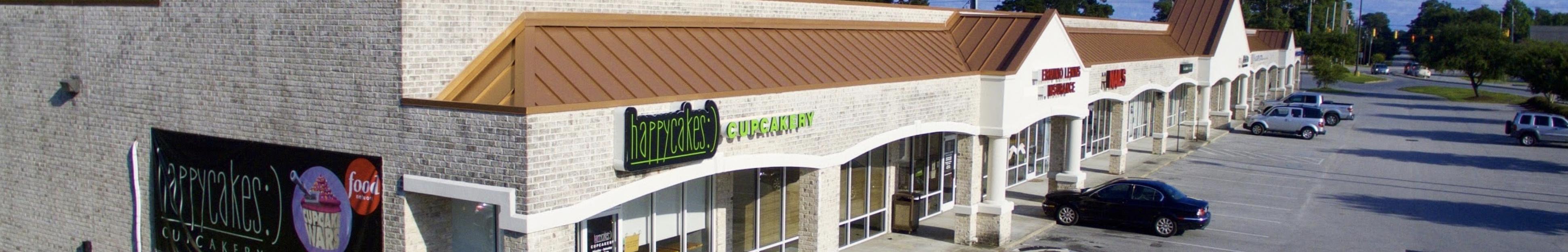 Pic of happycakes storefront