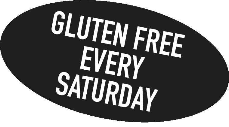 Gluten Free Blurb