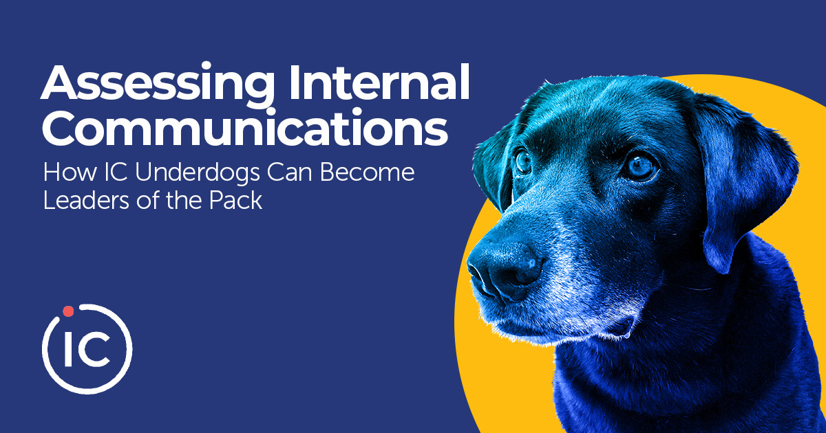 Assessing Internal Communications: How IC Underdogs Can Become Leaders of the Pack