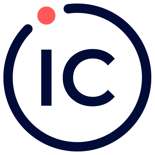 IC Thrive logo blue