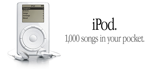 1000 Songs in Your Pocket | The Apple Renaissance through iPod