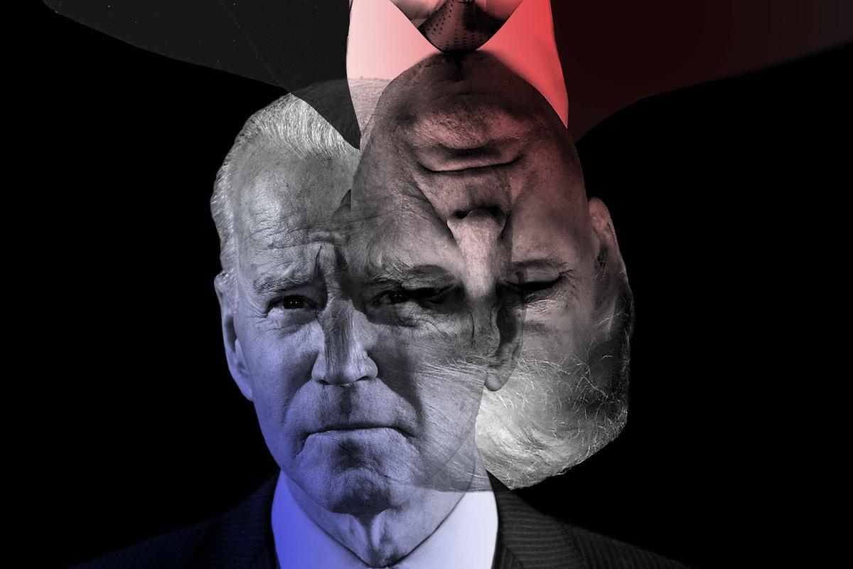 First Presidential Debate 2020 - Donald Trump v. Joe Biden