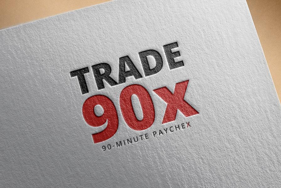 trading logo design