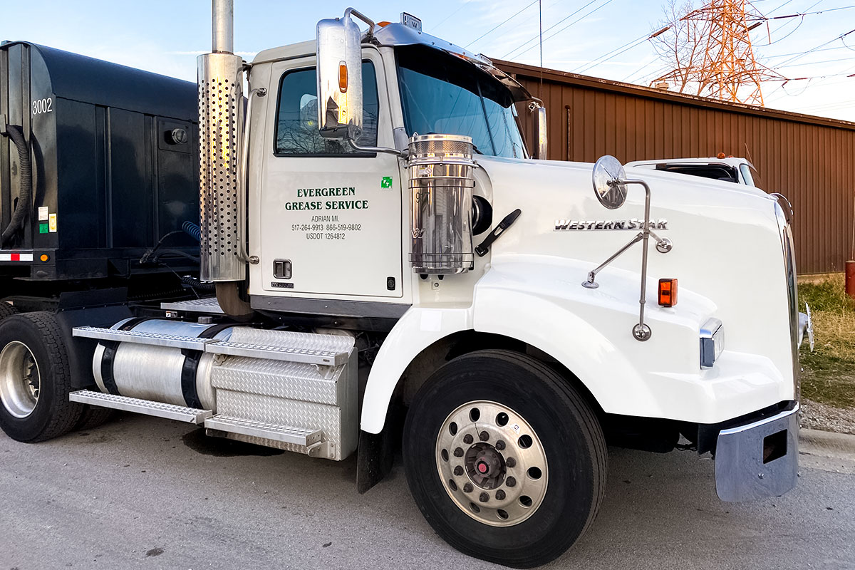 Evergreen Fats Oils & Grease Management Services - About Us