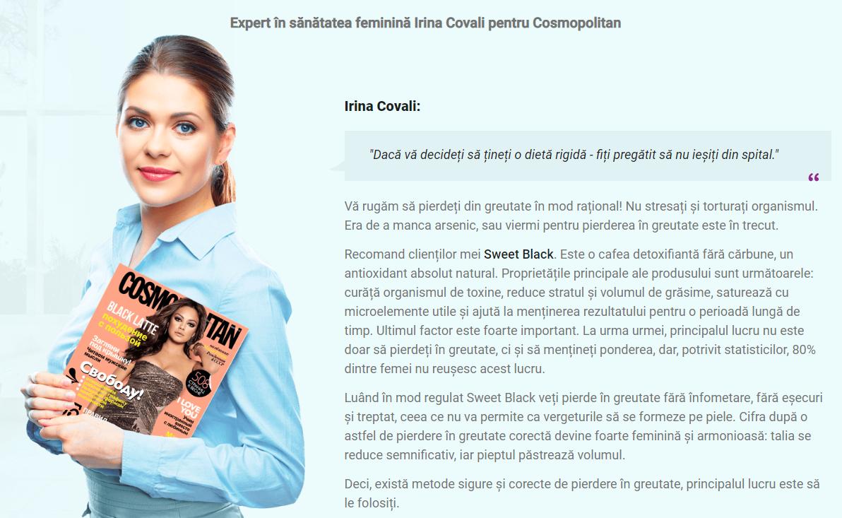 cosmopolit cel mai bun mod de a pierde în greutate)