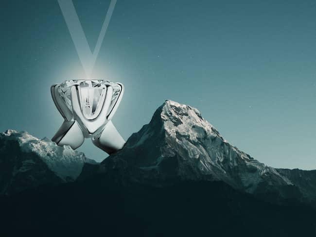 Bild på en ring från Hans Rivoir.