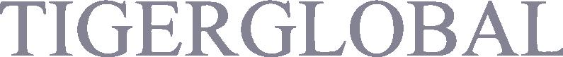 Tiger global logo grey