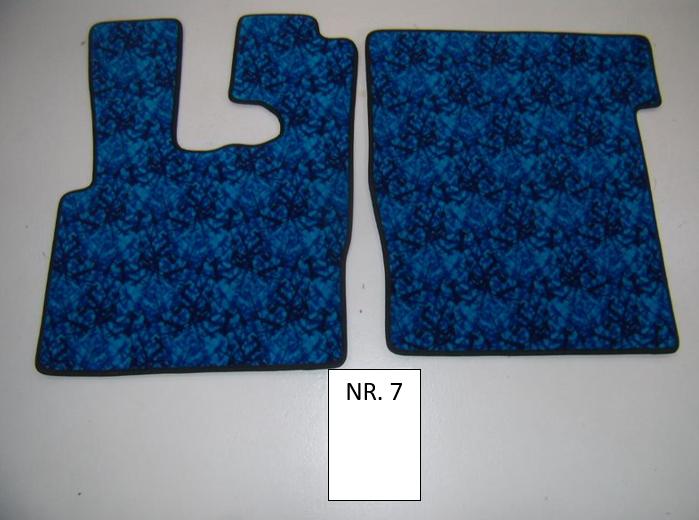 NR. 7 DAF 105