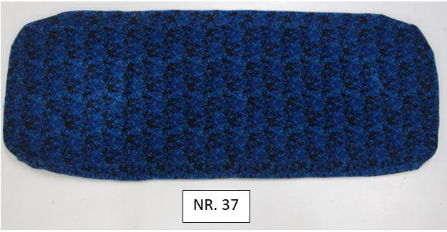 NR. 37 Madrasbetræk