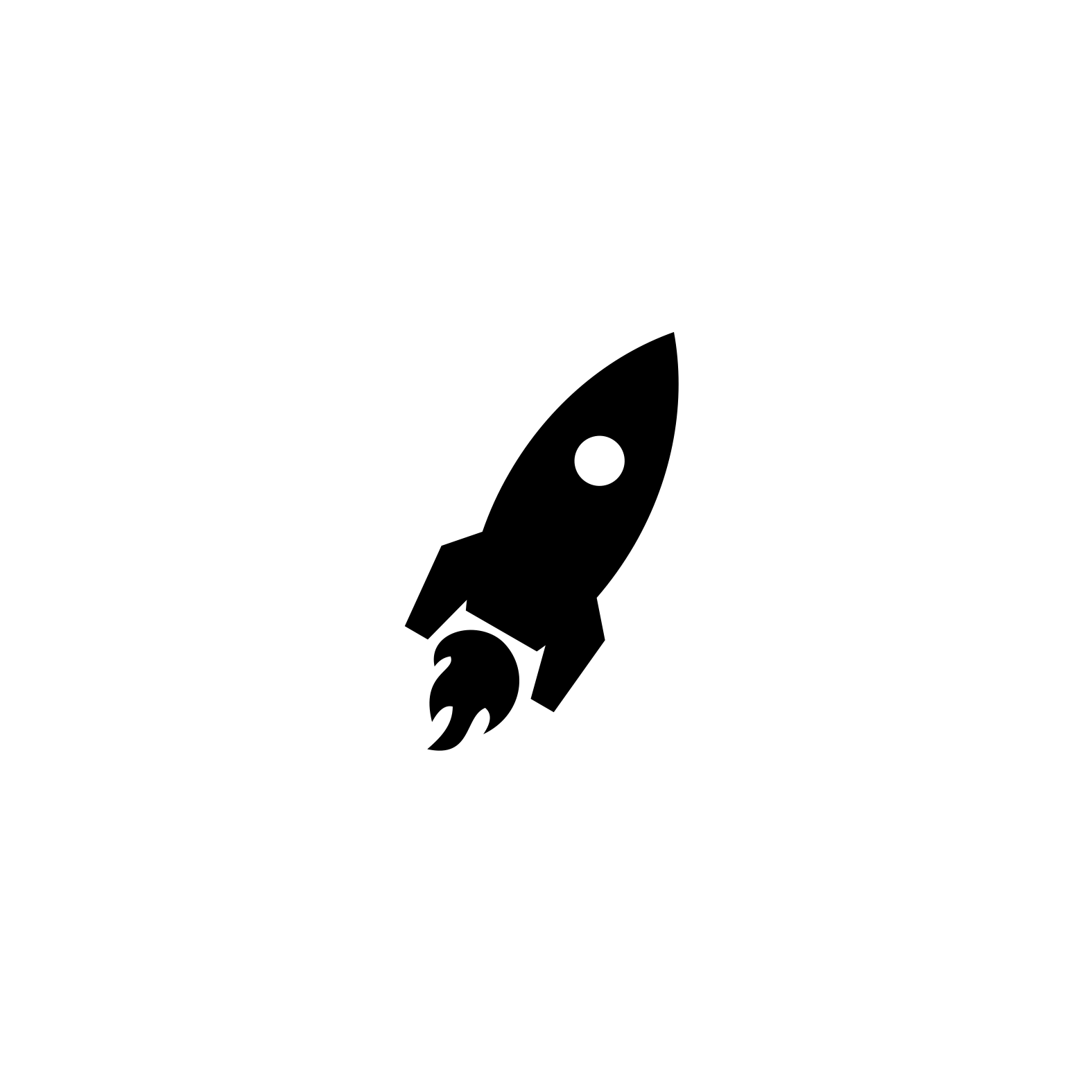 an icon to symbolize startups