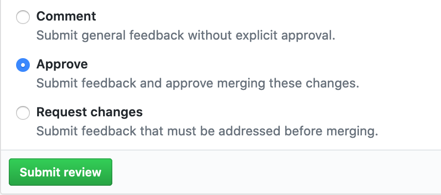 Code Review Process Tips