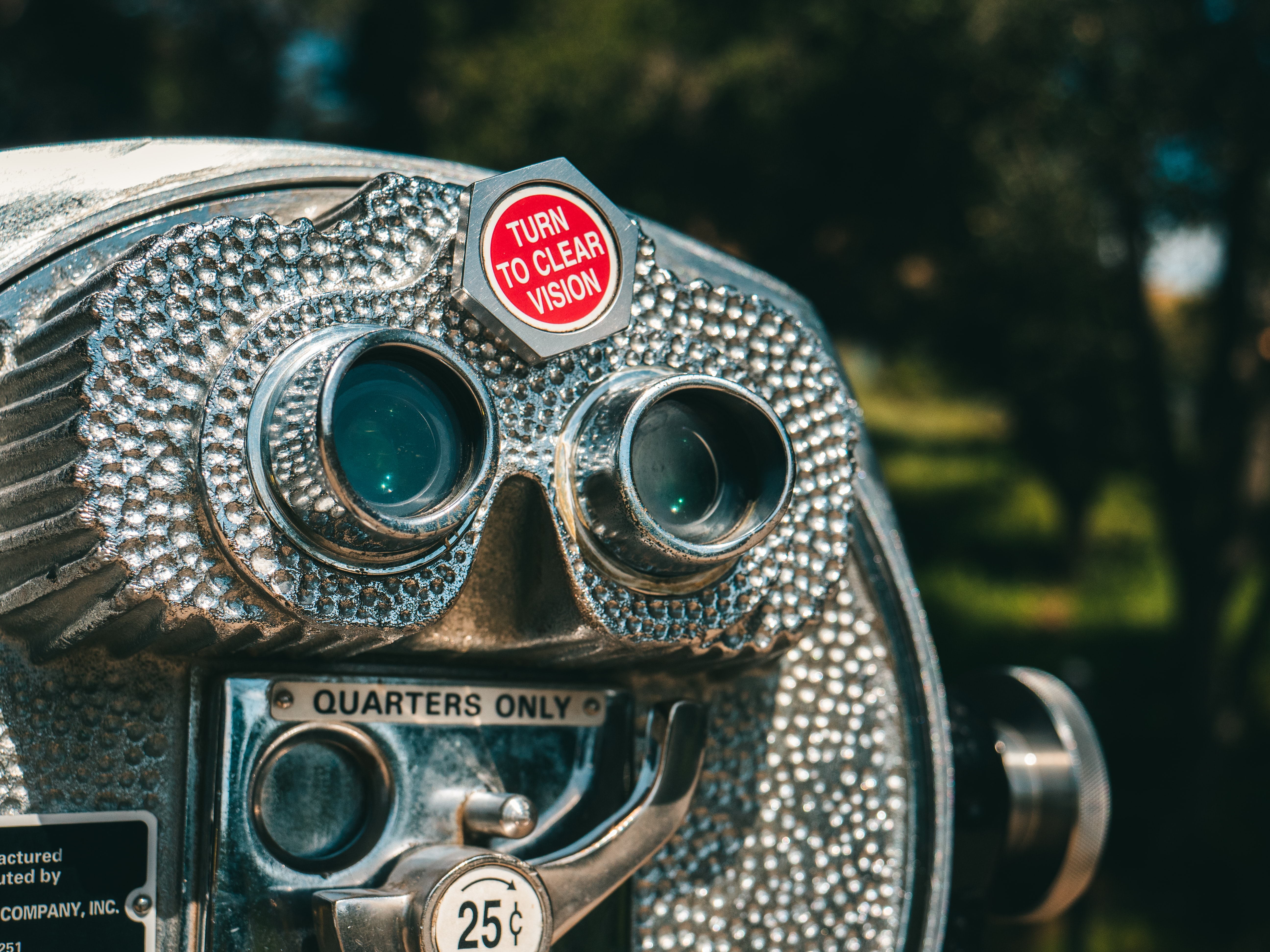 Binoculars Photo by Ronan Furuta on Unsplash