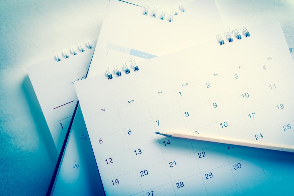 Sales calendars