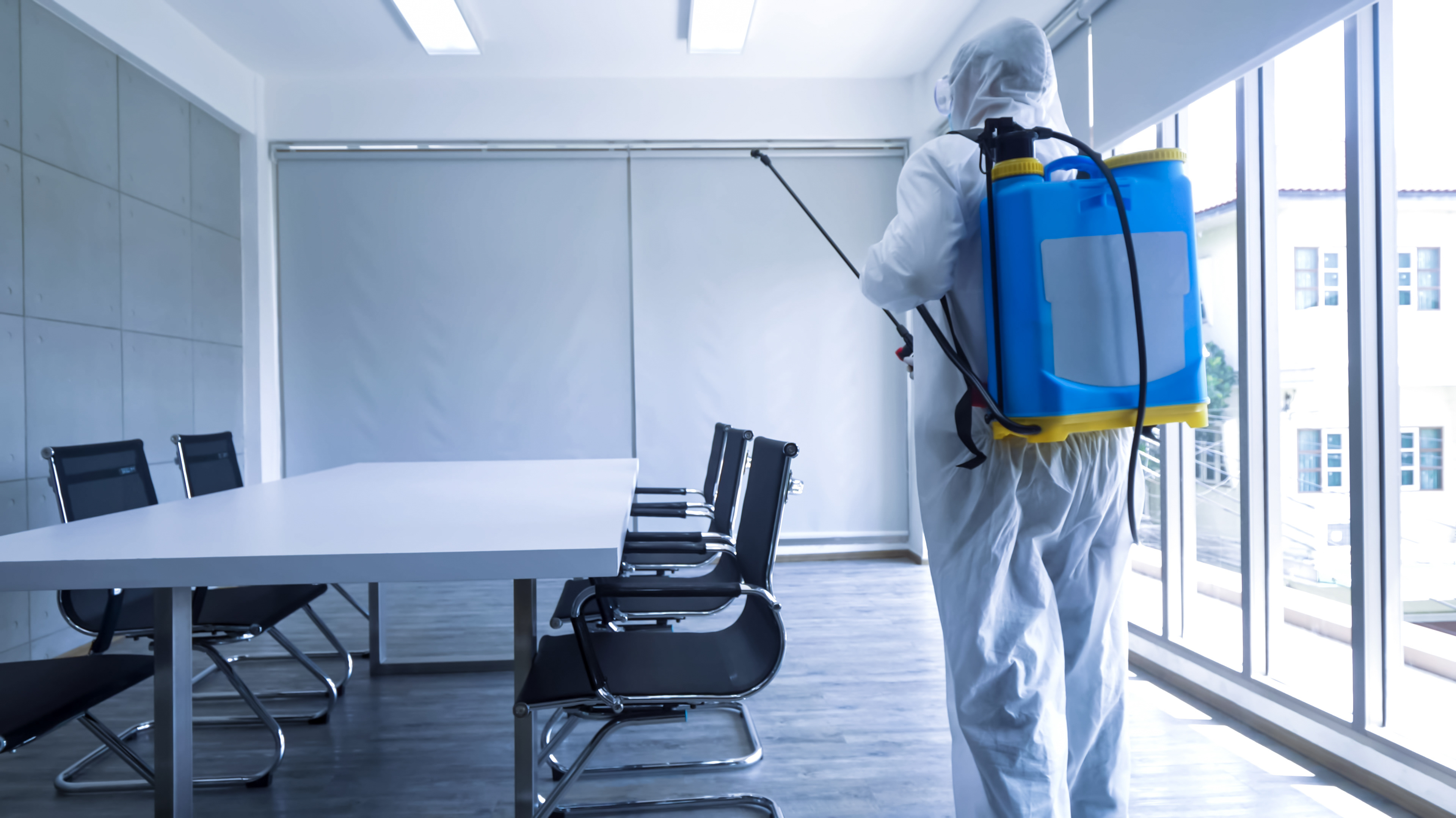 Elite Advance disinfection services