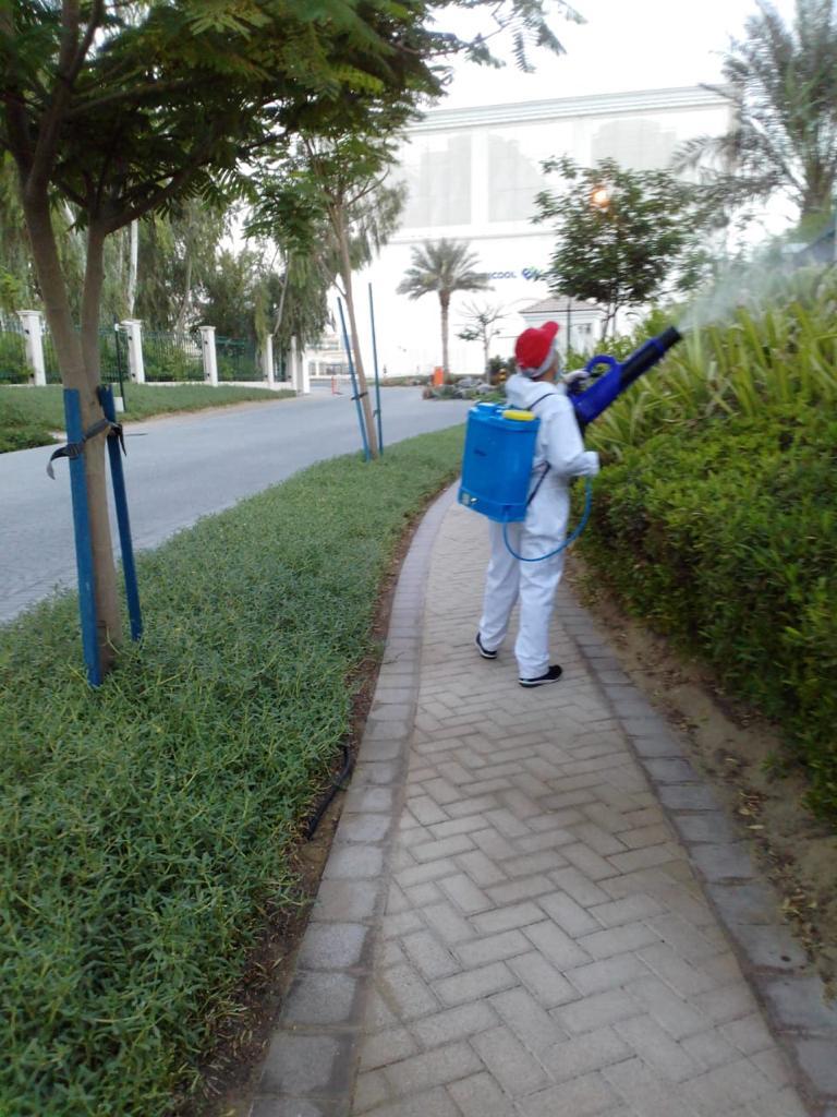 Office Disinfection Dubai