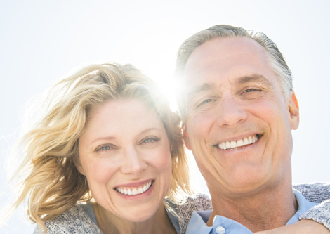 A photo of two adults who regularly get neck and spine adjustments in Watkinsville GA