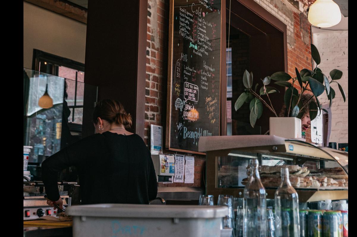 Image of a restaurant/bar