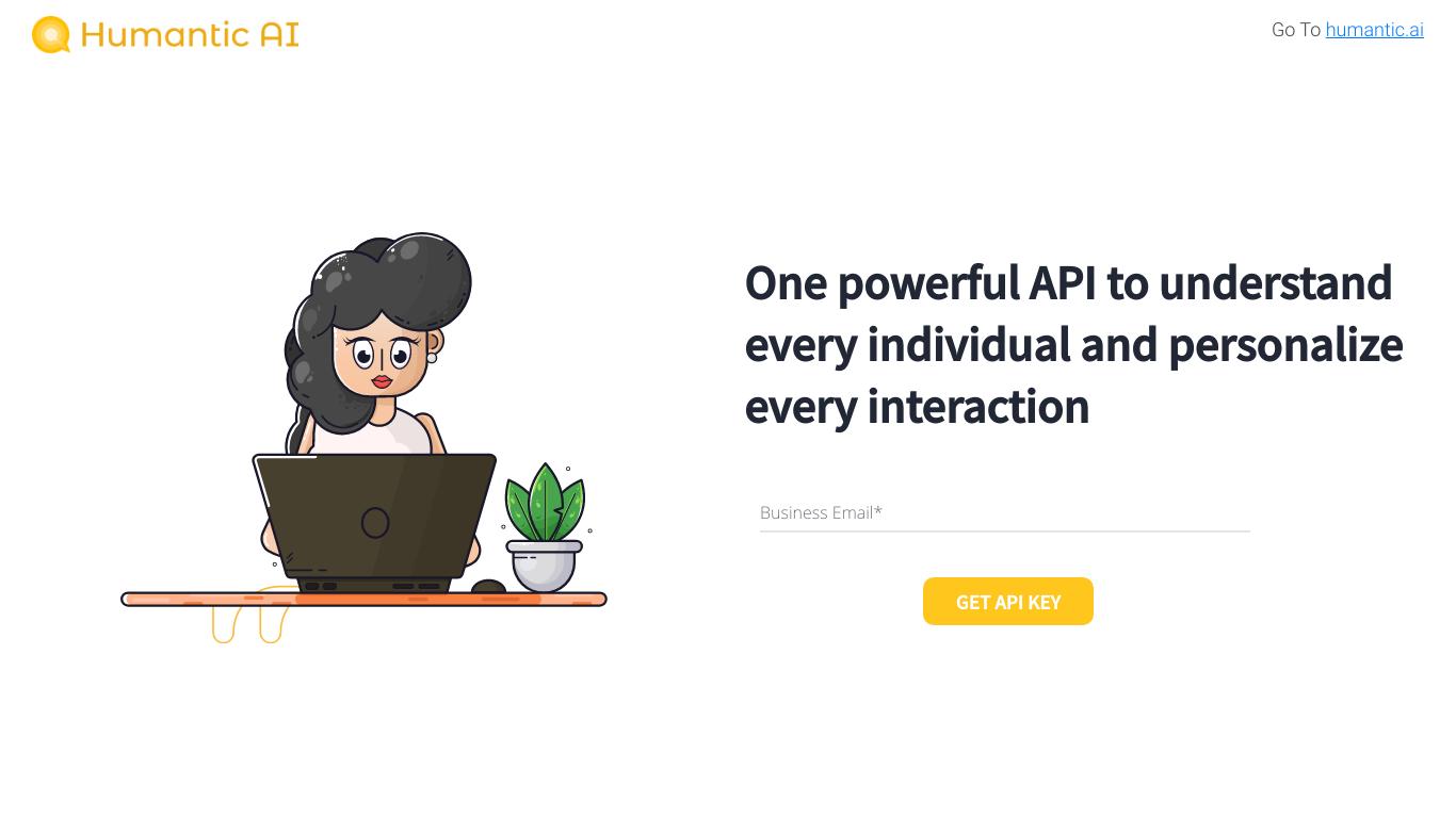 Humantic AI API
