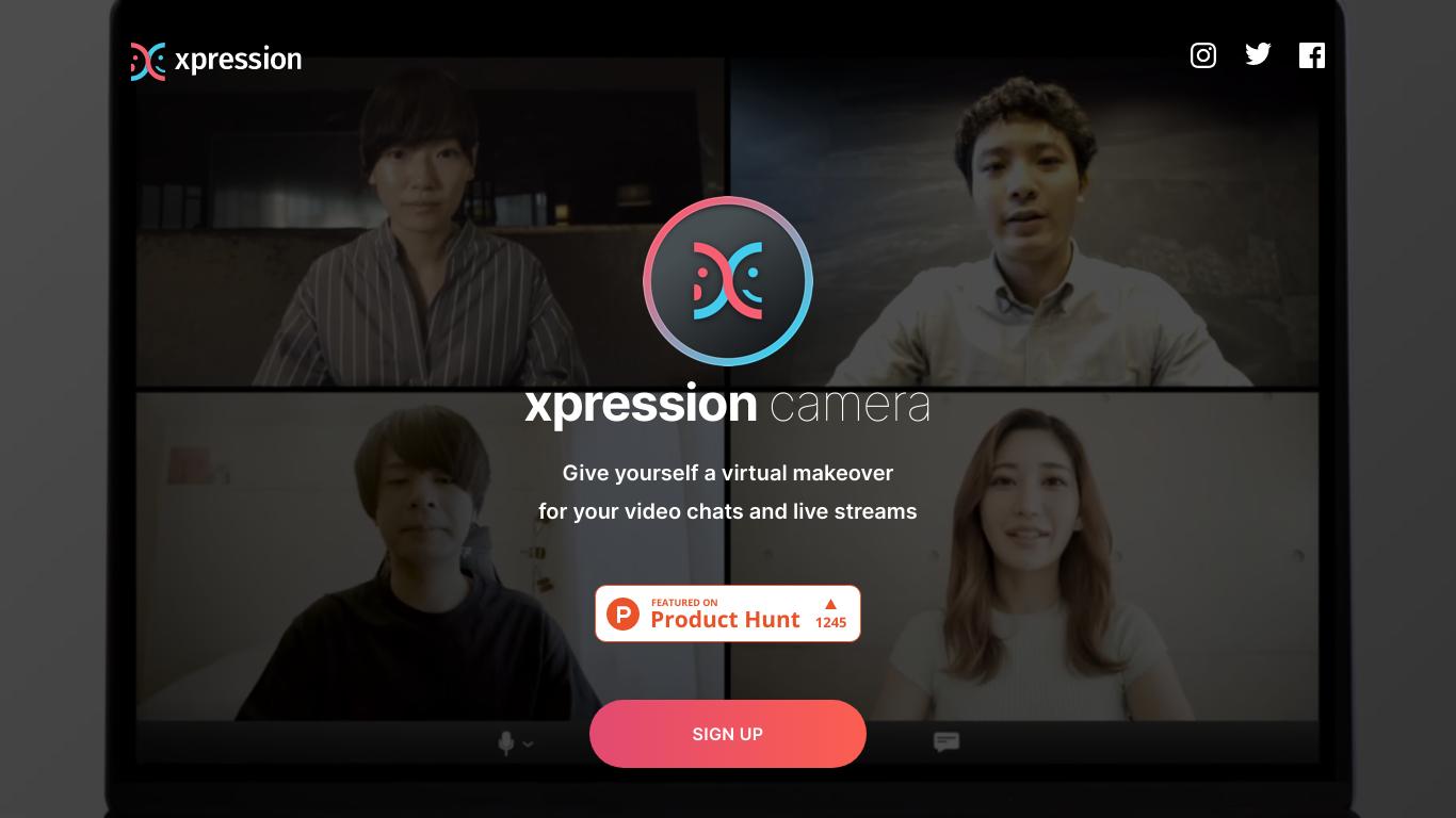 Xpression Camera