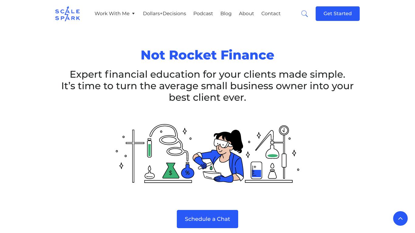 Not Rocket Finance