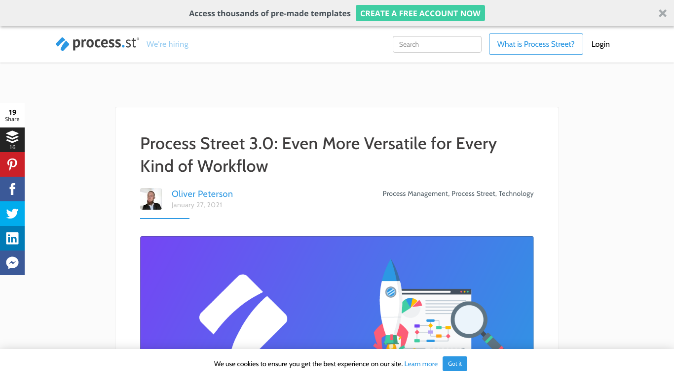 Process Street 3.0
