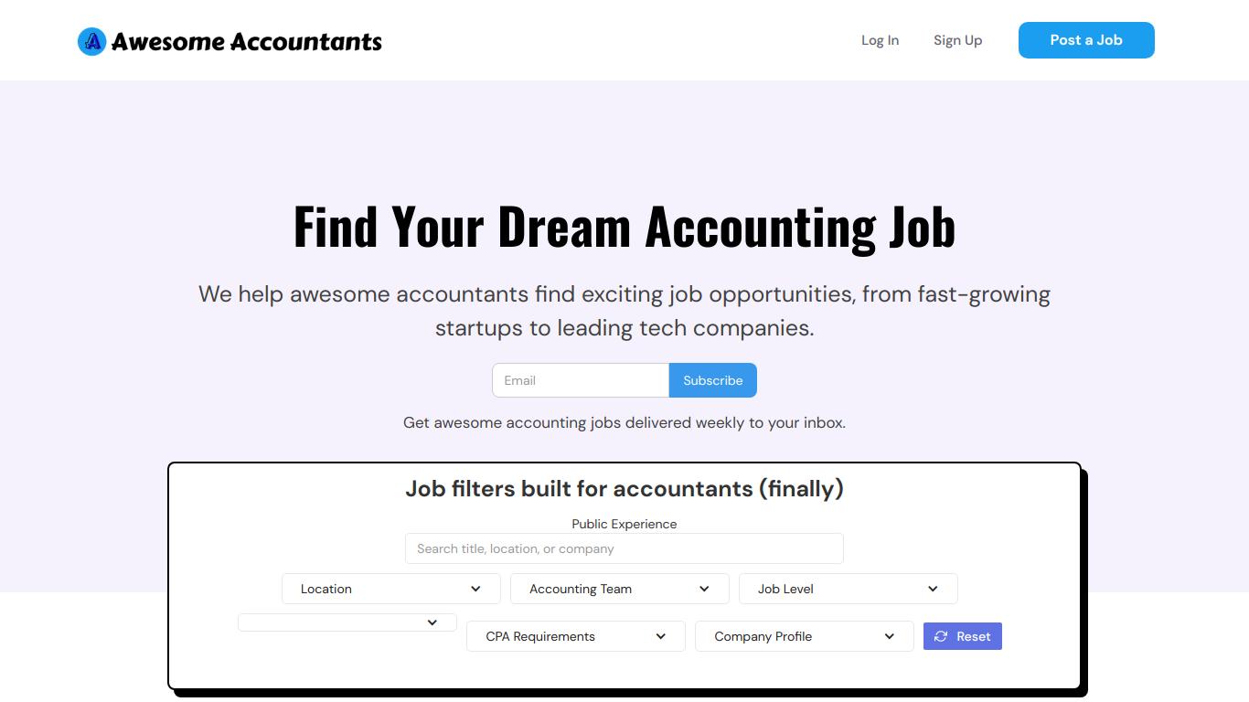 Awesome Accountants