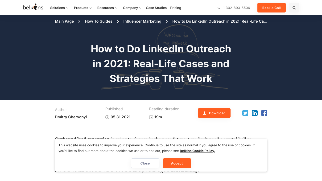 How To Do LinkedIn Outreach in 2021