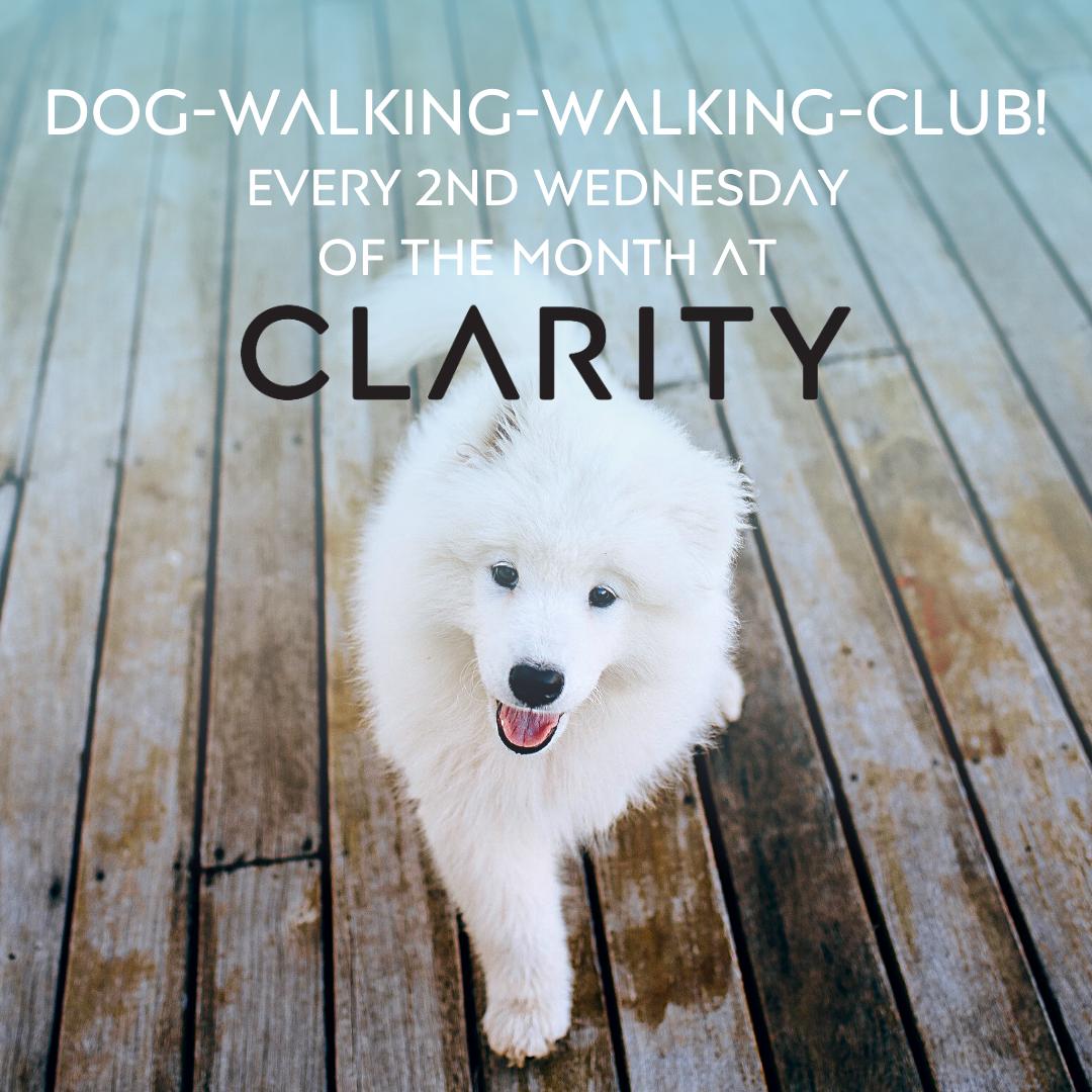 Dog-Walking Walking Club