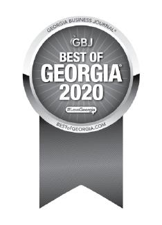 Best of Georgia 2020