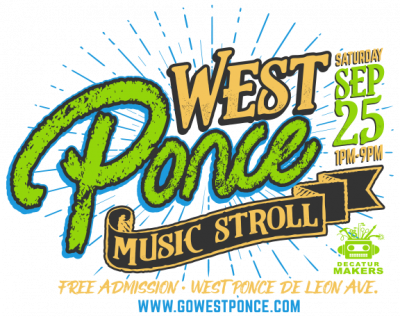 West Ponce Music Stroll