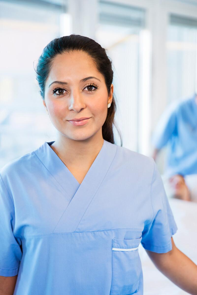 Elipse-sköterska