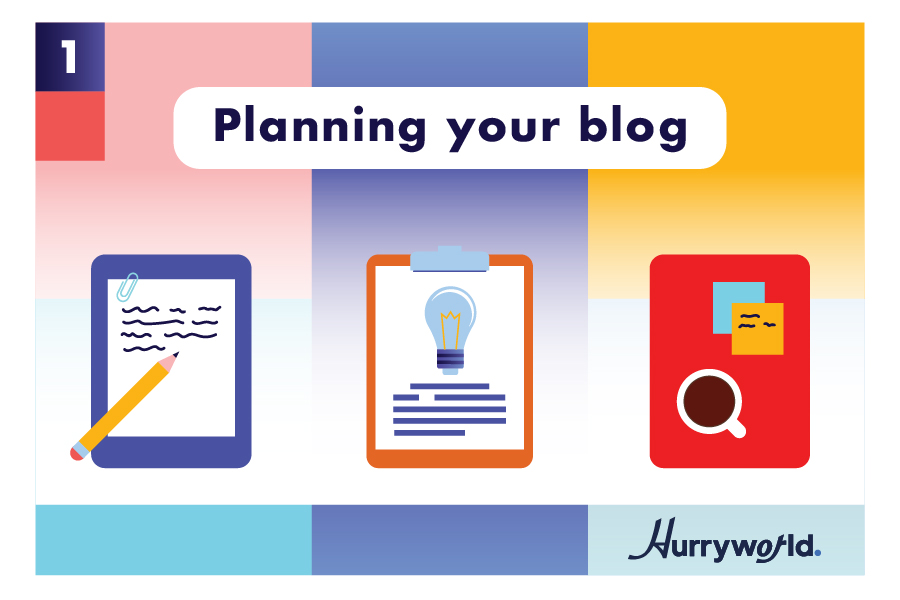 Planning your blog