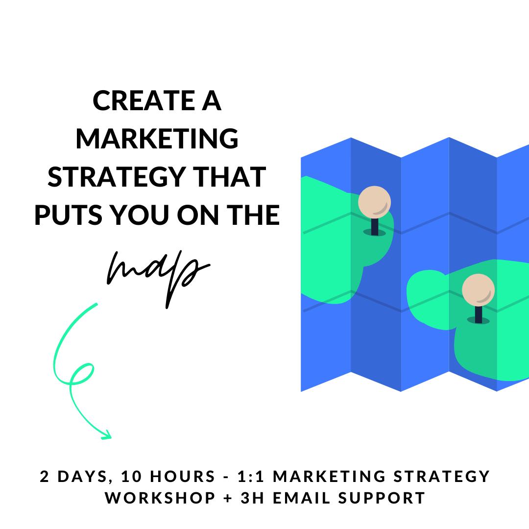 melaniegoel startup agency workshops marketing strategy