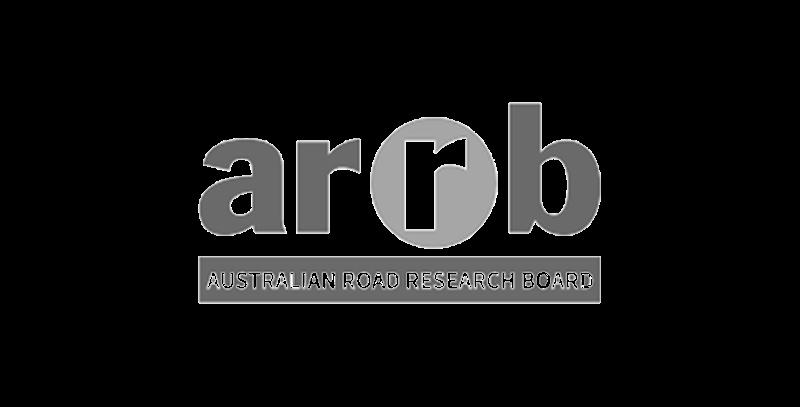 ARRB logo greyscale