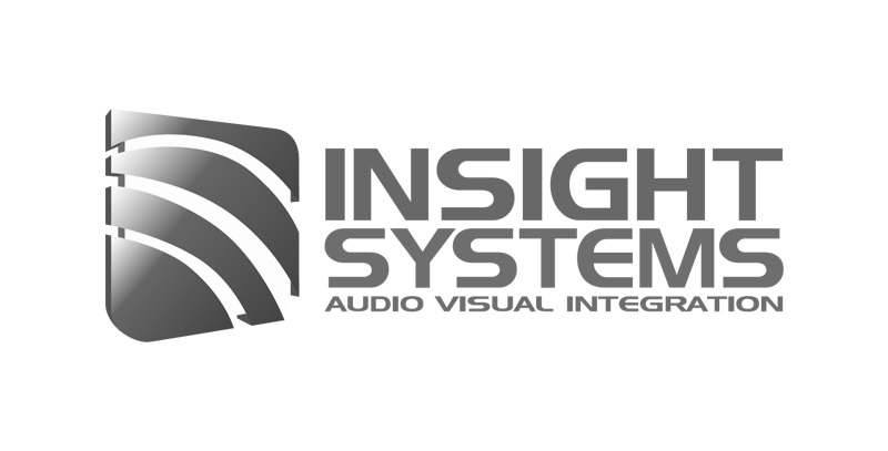 insight systems logo greyscale