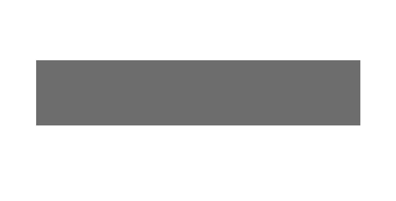 Pandora logo greyscale