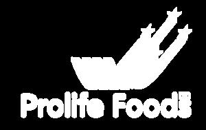prolife logo white