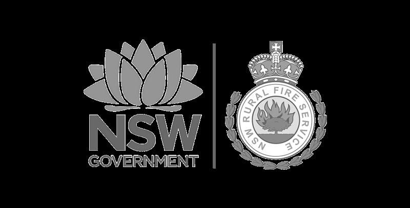 NSW logo greyscale