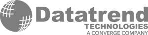 datatrends logo greyscale